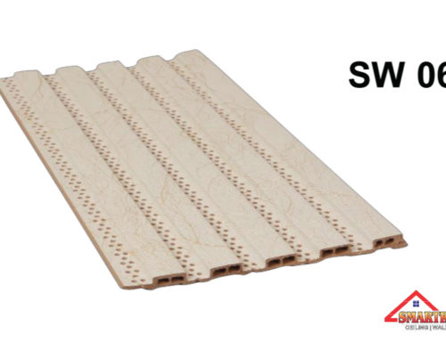 WPC Wall Panel/Cladding & Ceiling Panels – SW-06